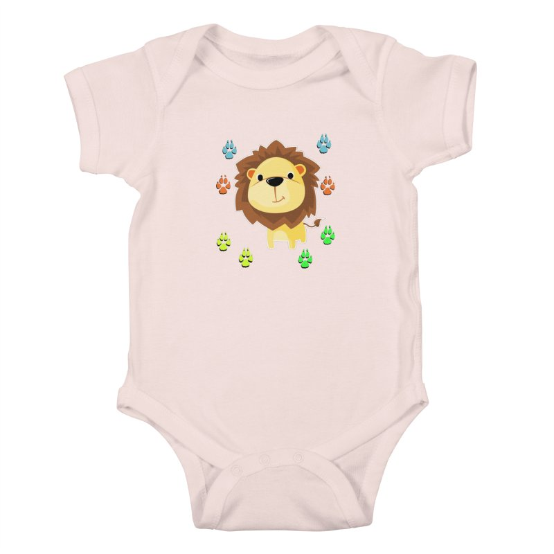 Purrrfect Cuddles Kids Baby Bodysuit by Divinitium's Clothing and Apparel