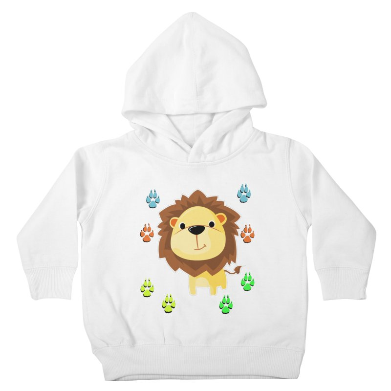 Purrrfect Cuddles Kids Toddler Pullover Hoody by Divinitium's Clothing and Apparel