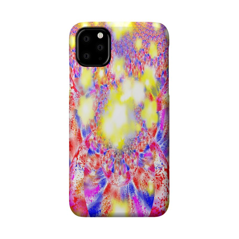 Ascension Accessories Phone Case by Divinitium's Clothing and Apparel