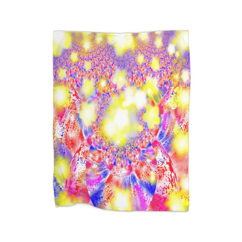Ascension Home Blanket by Divinitium's Clothing and Apparel