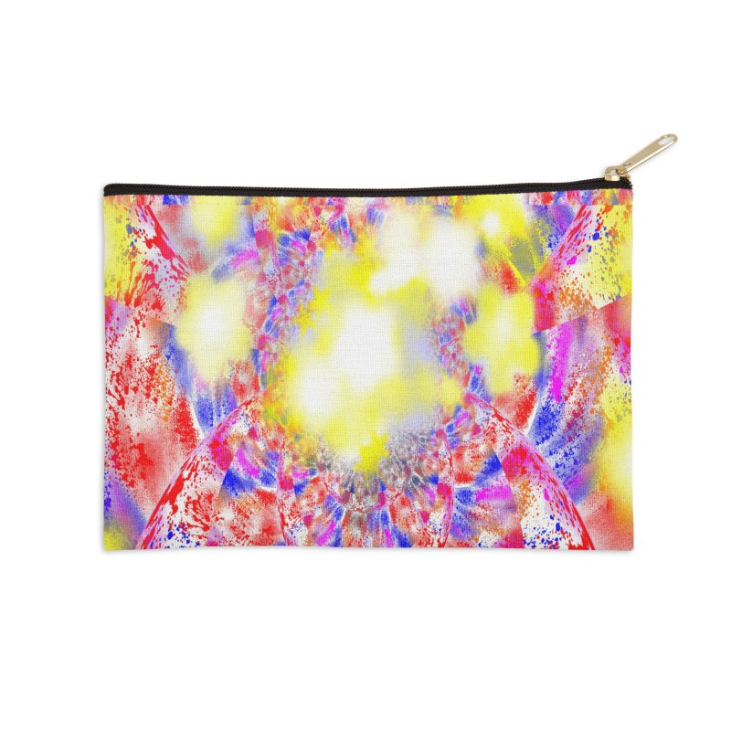 Ascension Accessories Zip Pouch by Divinitium's Clothing and Apparel