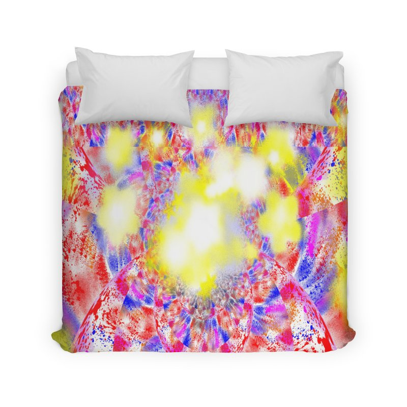 Ascension Home Duvet by Divinitium's Clothing and Apparel