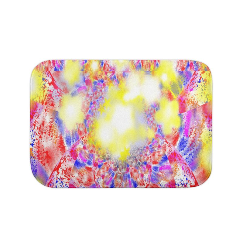 Ascension Home Bath Mat by Divinitium's Clothing and Apparel