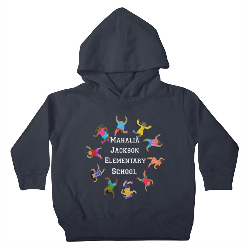Mahalia Jackson Kids Kids Toddler Pullover Hoody by Divinitium's Clothing and Apparel