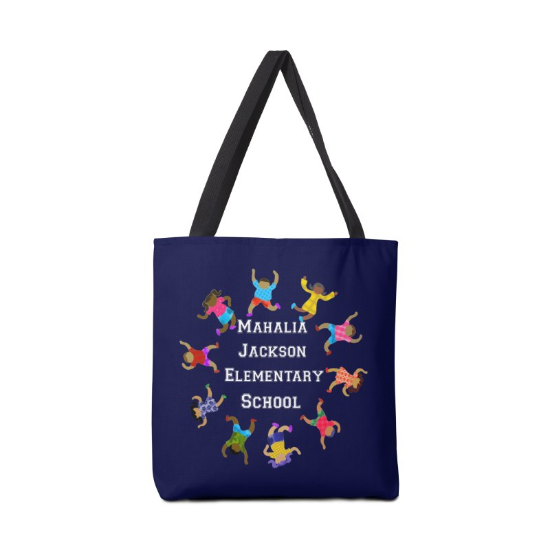 Mahalia Jackson Kids Accessories Bag by Divinitium's Clothing and Apparel