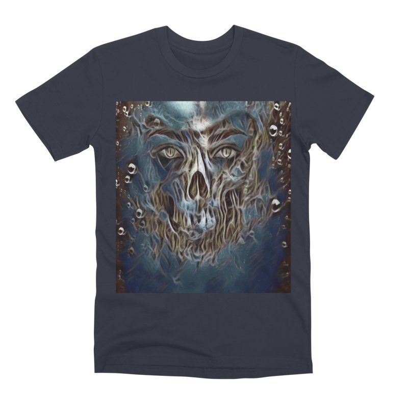Abyss Men's Premium T-Shirt by Divinitium's Clothing and Apparel