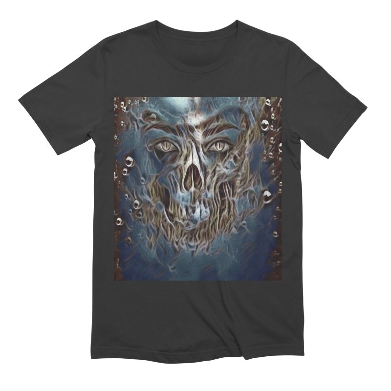 Abyss Men's Extra Soft T-Shirt by Divinitium's Clothing and Apparel