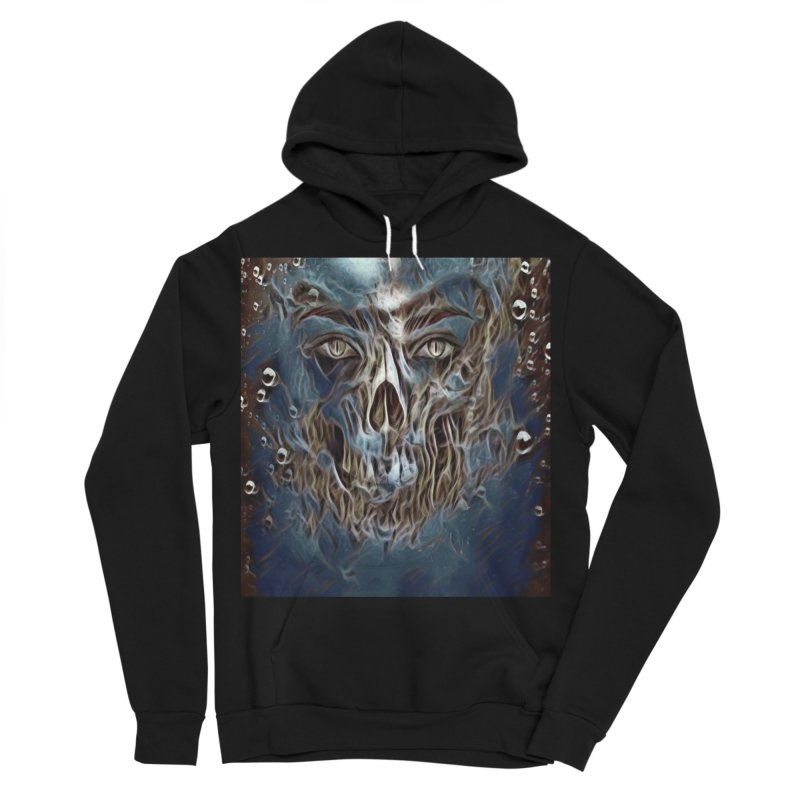Abyss Men's Sponge Fleece Pullover Hoody by Divinitium's Clothing and Apparel