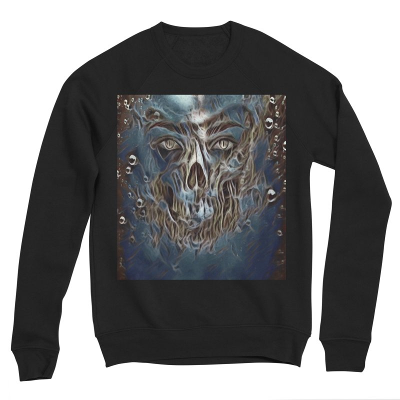 Abyss Men's Sweatshirt by Divinitium's Clothing and Apparel
