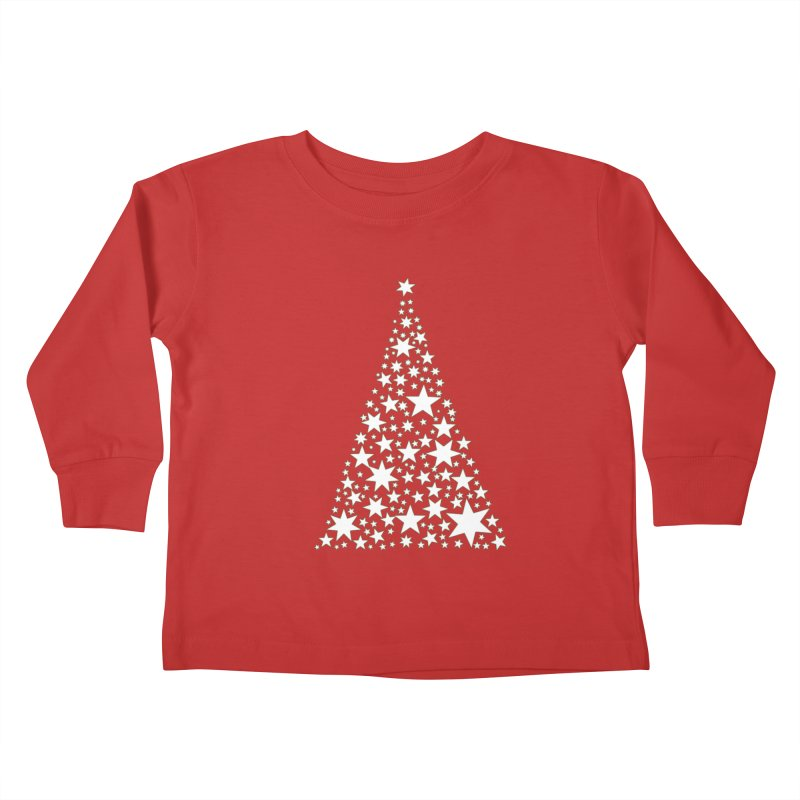 O' Starry Night Kids Toddler Longsleeve T-Shirt by Divinitium's Clothing and Apparel