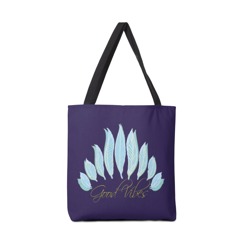 Good Vibes Accessories Bag by Divinitium's Clothing and Apparel