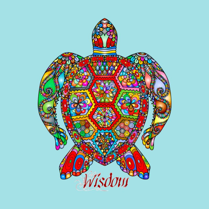 Wisdom Men's Tank by Divinitium's Clothing and Apparel