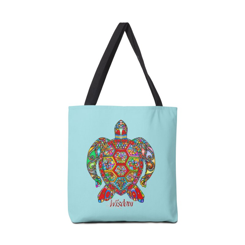 Wisdom Accessories Bag by Divinitium's Clothing and Apparel