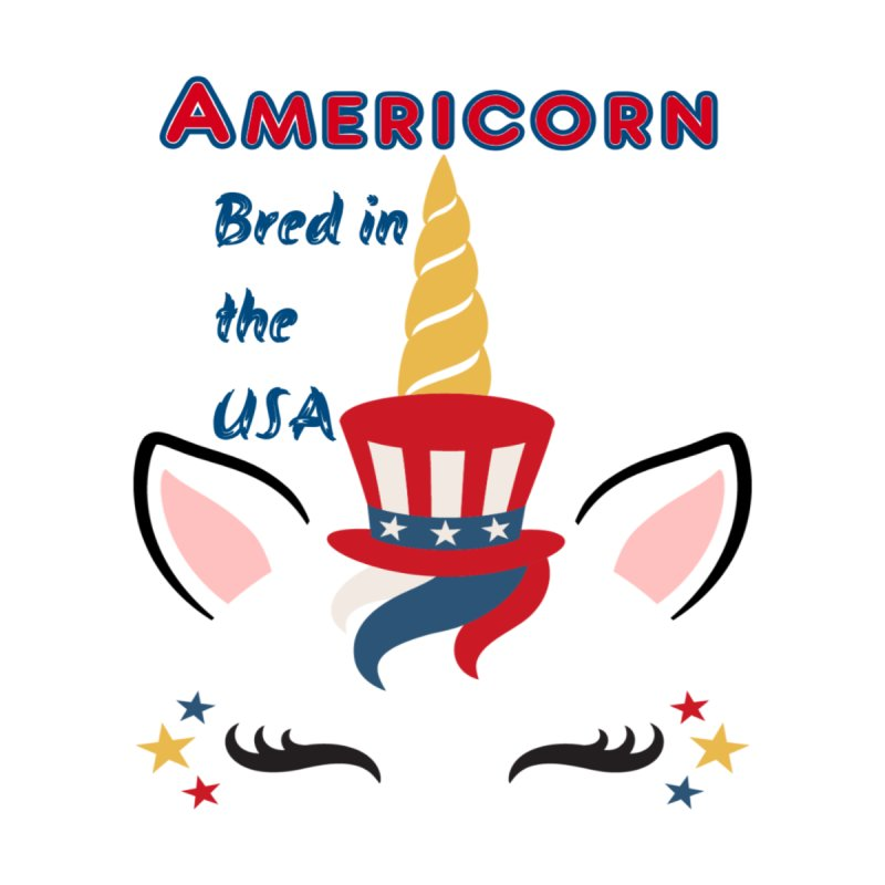 Americorn Women's T-Shirt by Divinitium's Clothing and Apparel