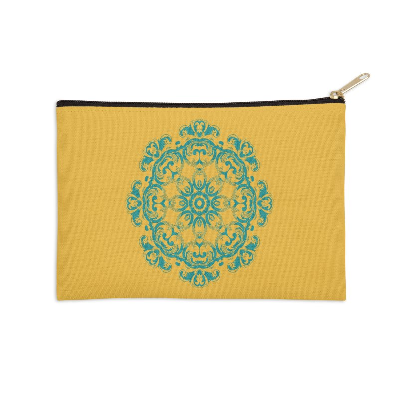 Serenity Accessories Zip Pouch by Divinitium's Clothing and Apparel