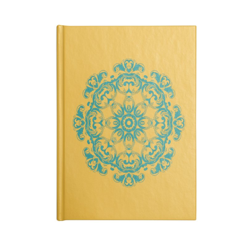Serenity Accessories Blank Journal Notebook by Divinitium's Clothing and Apparel