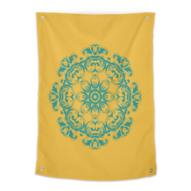 Serenity Home Tapestry by Divinitium's Clothing and Apparel