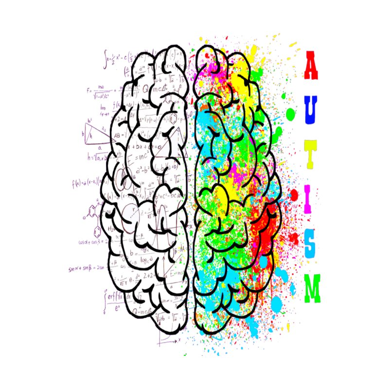 Autism Brain by Divinitium's Clothing and Apparel