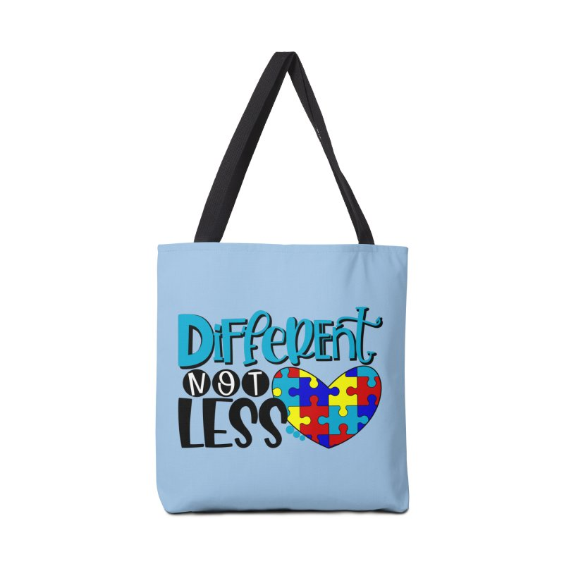 Different Not Less Accessories Bag by Divinitium's Clothing and Apparel