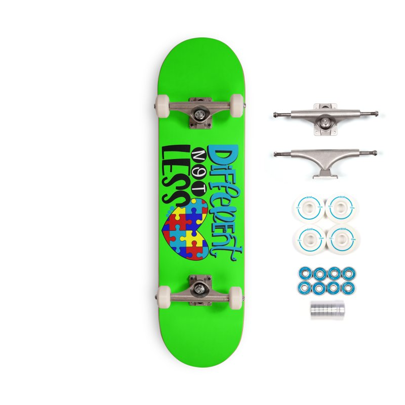 Different Not Less Accessories Complete - Basic Skateboard by Divinitium's Clothing and Apparel