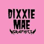 Logo for DixxieMaeGraphics