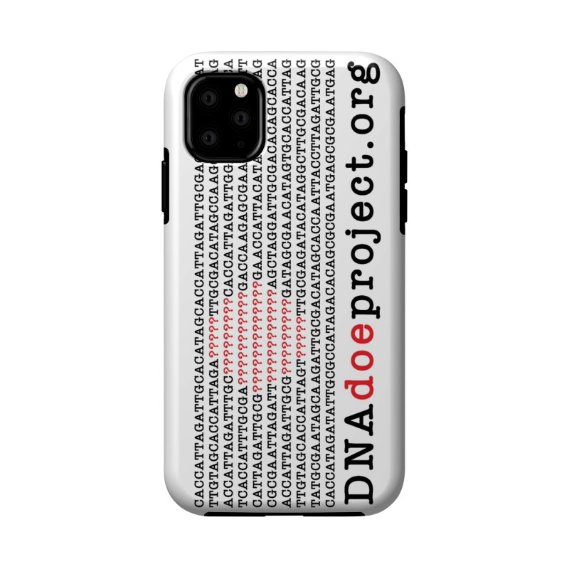 DNA Doe Project Official Accessories Phone Case by DNA Doe Project Shop