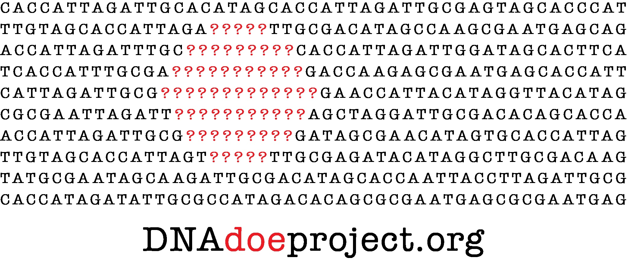 dnadoeproject Cover