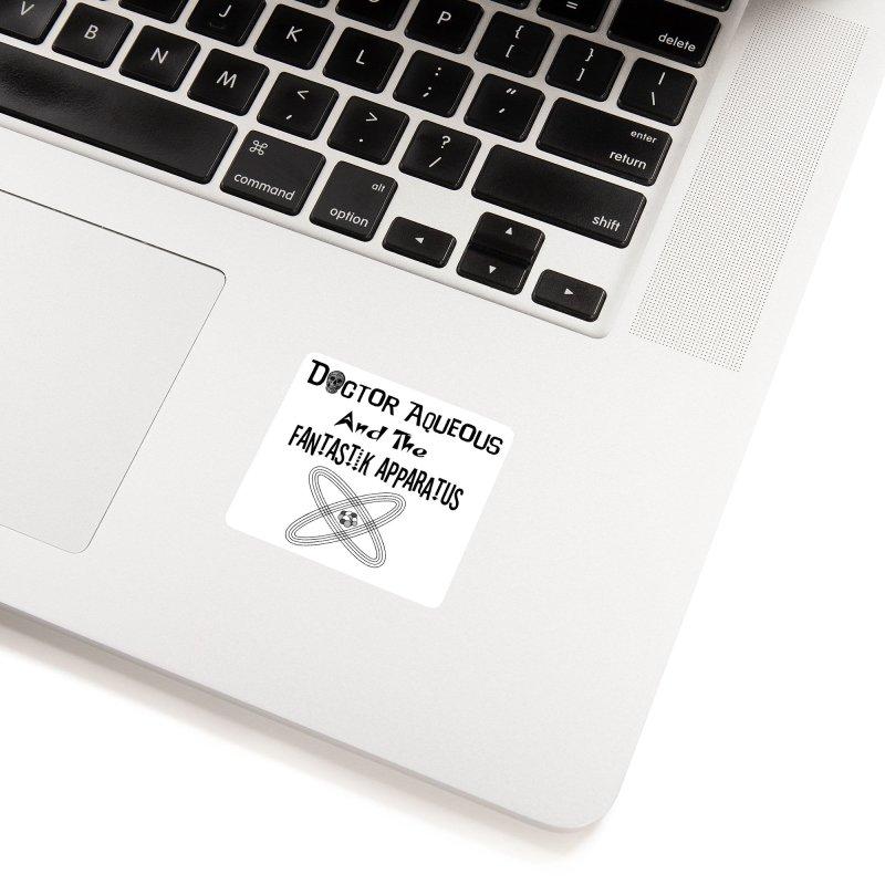 Lofi Logo Accessories Sticker by Dr Aqueous and the Fantastik Apparatus