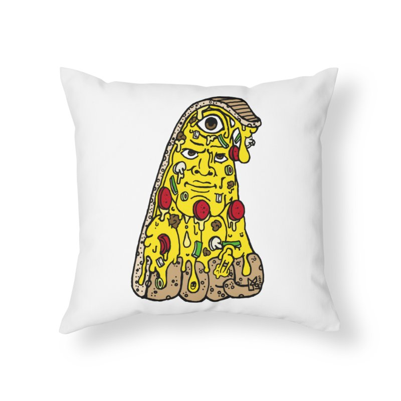 Doey Supreme Home Throw Pillow by DoeyJoey's Artist Shop