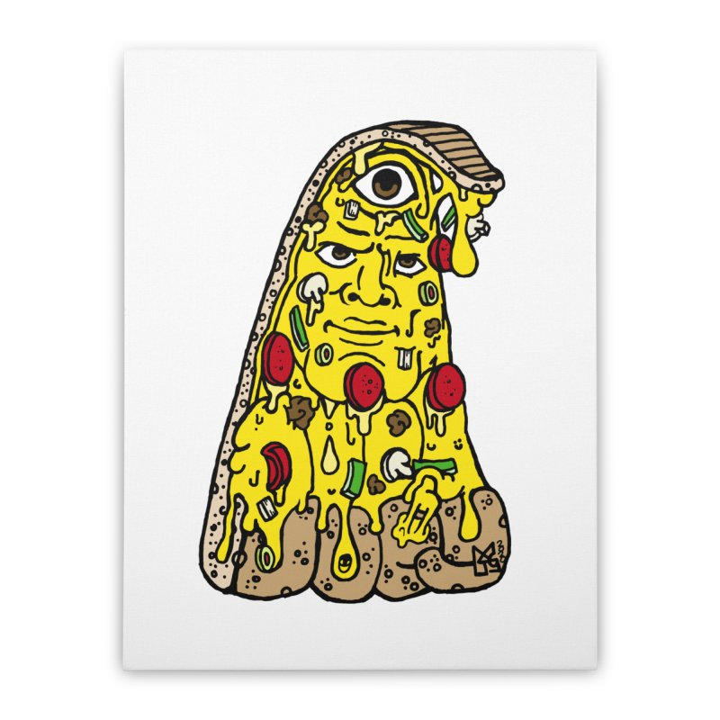 Doey Supreme Home Stretched Canvas by DoeyJoey's Artist Shop