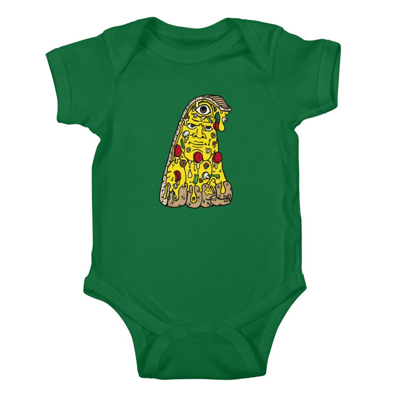 Doey Supreme Kids Baby Bodysuit by DoeyJoey's Artist Shop
