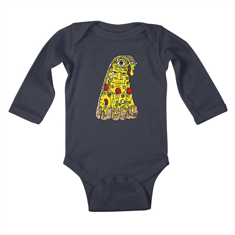 Doey Supreme Kids Baby Longsleeve Bodysuit by DoeyJoey's Artist Shop