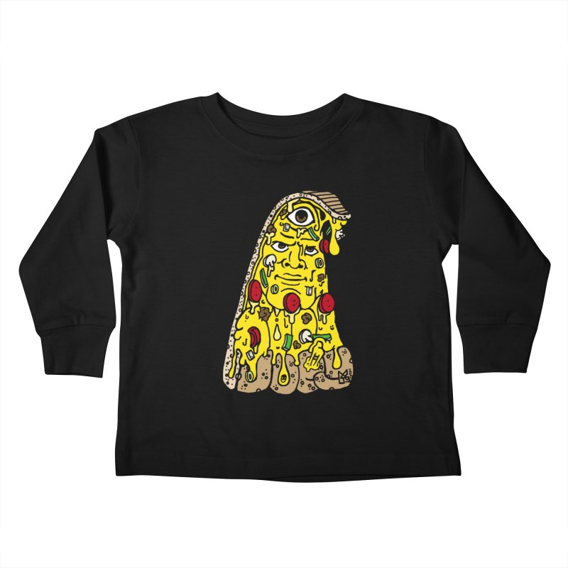 Doey Supreme Kids Toddler Longsleeve T-Shirt by DoeyJoey's Artist Shop
