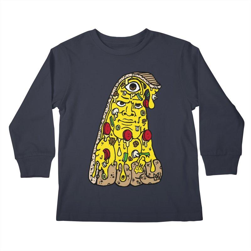 Doey Supreme Kids Longsleeve T-Shirt by DoeyJoey's Artist Shop