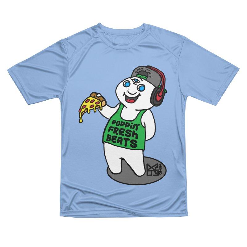Poppin' Fresh Doey Women's T-Shirt by DoeyJoey's Artist Shop