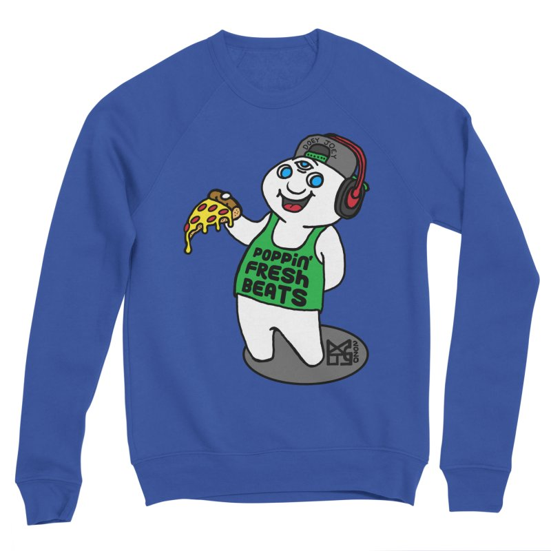 Poppin' Fresh Doey Women's Sweatshirt by DoeyJoey's Artist Shop