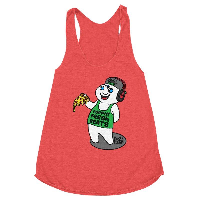 Poppin' Fresh Doey Women's Tank by DoeyJoey's Artist Shop