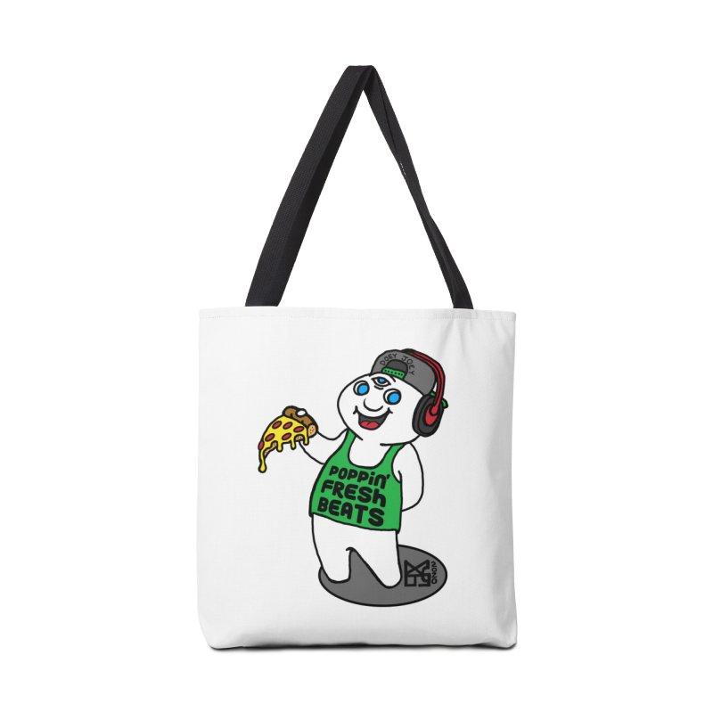 Poppin' Fresh Doey Accessories Bag by DoeyJoey's Artist Shop