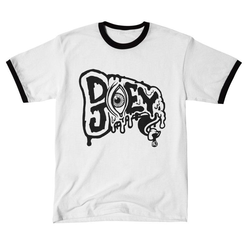 Sideways Slice Men's T-Shirt by DoeyJoey's Artist Shop