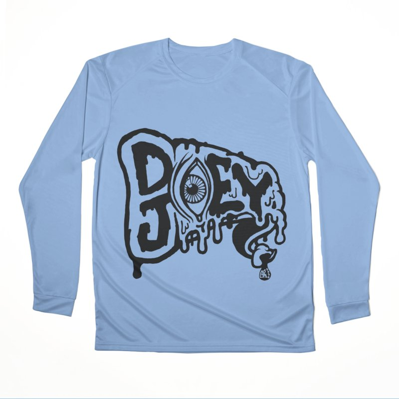 Sideways Slice Men's Longsleeve T-Shirt by DoeyJoey's Artist Shop