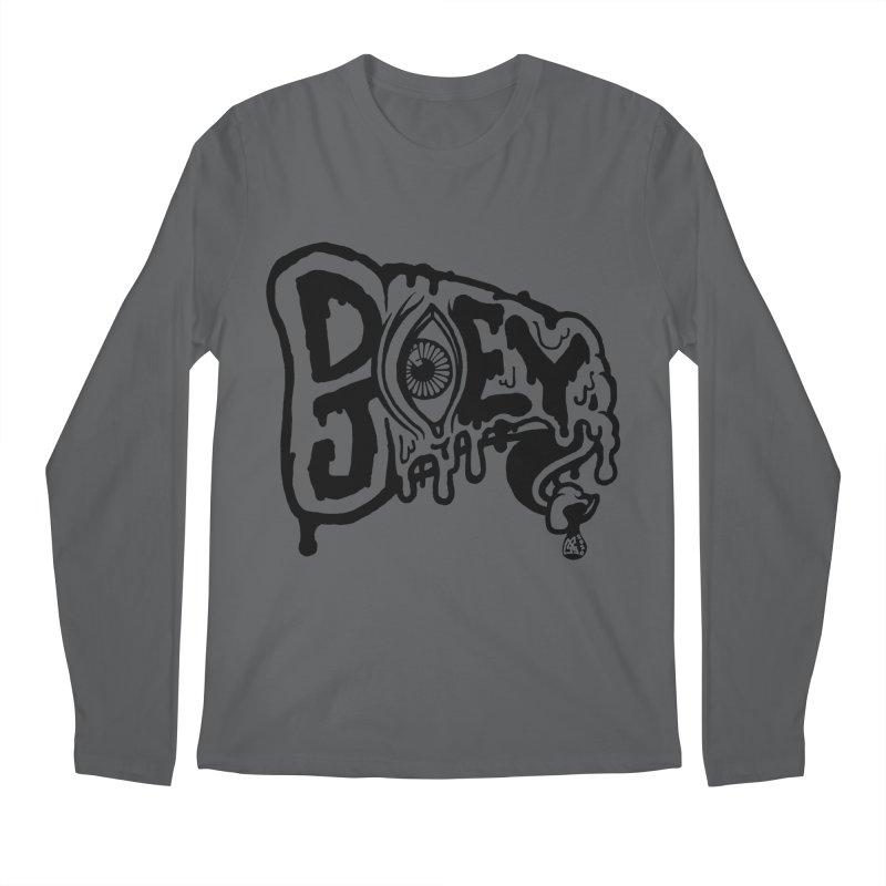 Sideways Slice Men's Longsleeve T-Shirt by DoeyJoey's Artist Shop