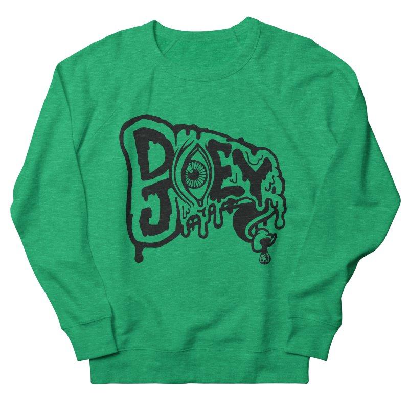 Sideways Slice Women's Sweatshirt by DoeyJoey's Artist Shop