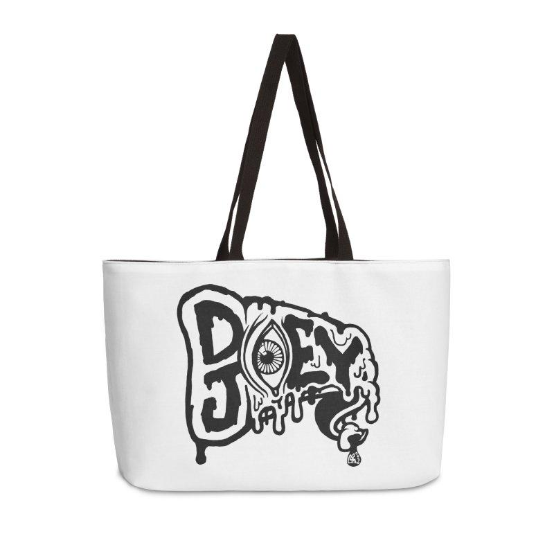 Sideways Slice Accessories Bag by DoeyJoey's Artist Shop