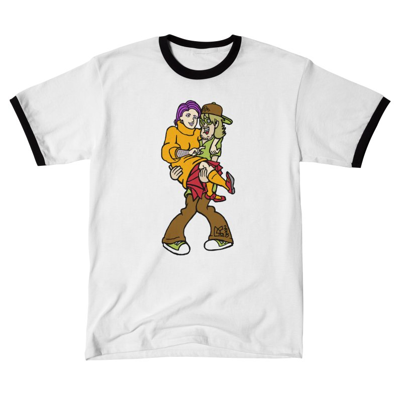 Shaggy 2 Doey Men's T-Shirt by DoeyJoey's Artist Shop