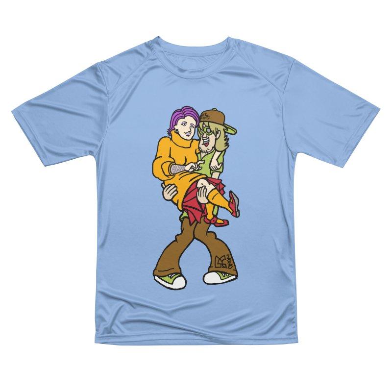 Shaggy 2 Doey Men's T-Shirt by DoeyJoey's Artist Shop