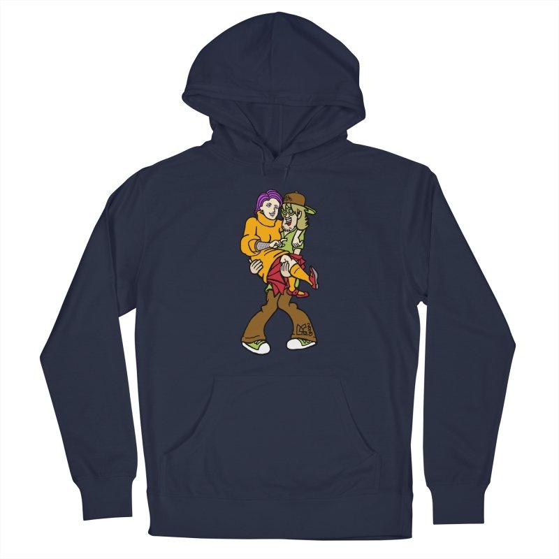Shaggy 2 Doey Men's Pullover Hoody by DoeyJoey's Artist Shop