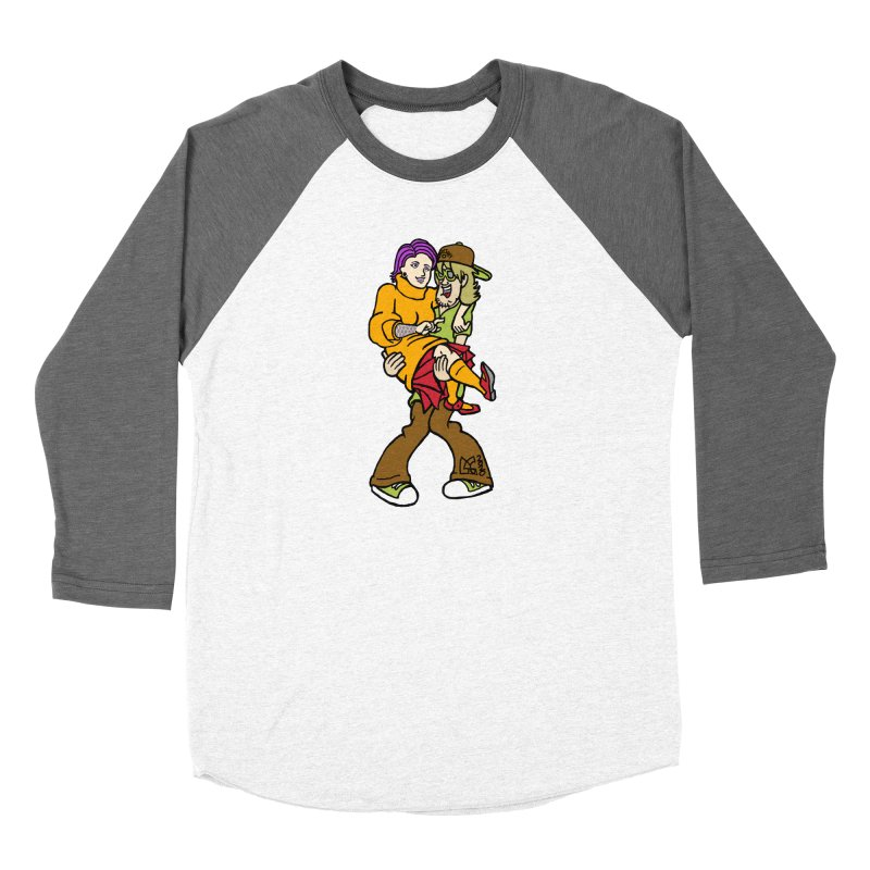 Shaggy 2 Doey Women's Longsleeve T-Shirt by DoeyJoey's Artist Shop