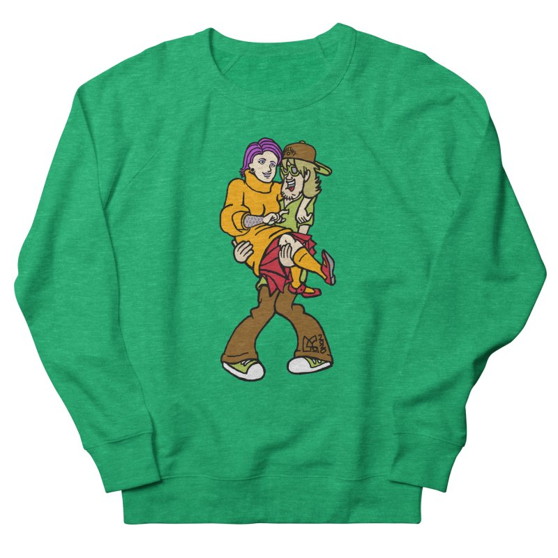Shaggy 2 Doey Women's Sweatshirt by DoeyJoey's Artist Shop