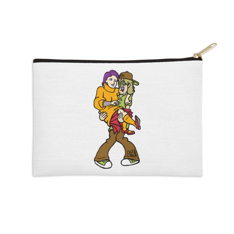 Shaggy 2 Doey Accessories Zip Pouch by DoeyJoey's Artist Shop