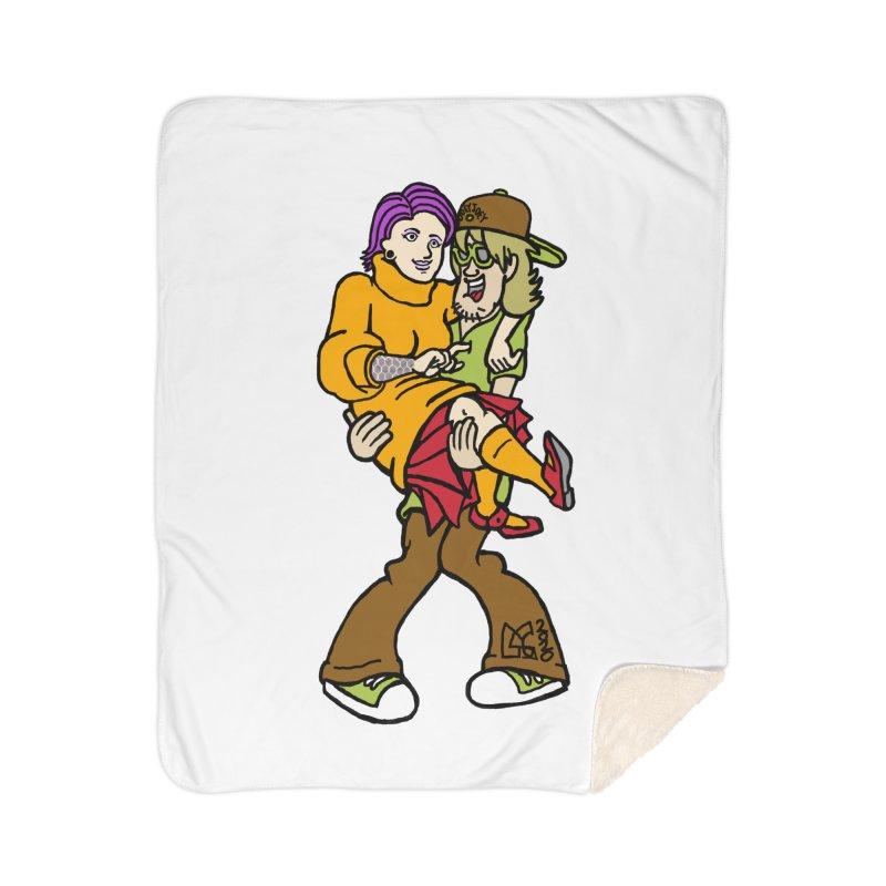 Shaggy 2 Doey Home Blanket by DoeyJoey's Artist Shop
